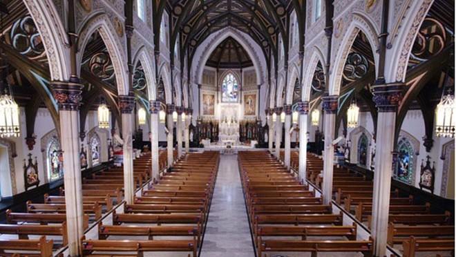 Saint Patrick's Basilica  160th Anniversary Dinner